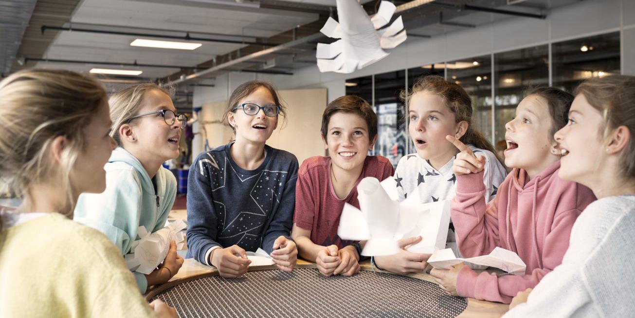 Naturwissenschaftler und Ingenieurinnen